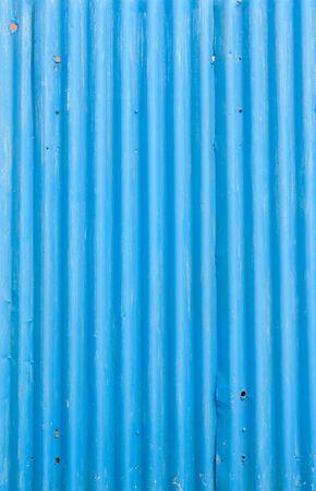 Corrugated iron  Stock Photo