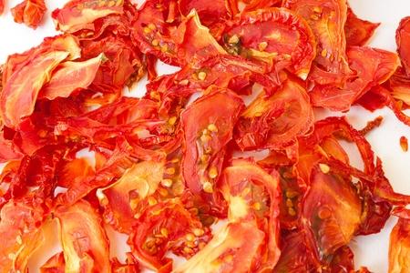 Tomates s�ch�es dorment suffisamment � partir d'un bocal en verre