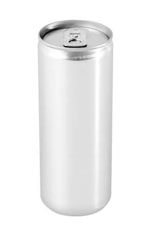 Drink can from blank aluminum  Stock Photo - 12814728