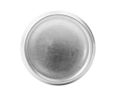 Buvez de l'aluminium vierge peut Banque d'images