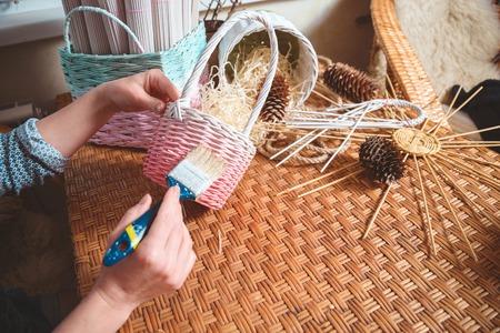 brash: yang pretty woman paint basket