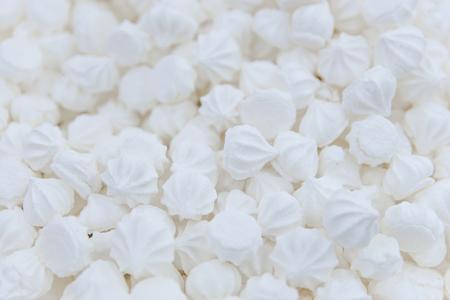texture of meringue close up. design concept
