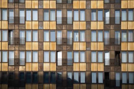 design pattern building windows