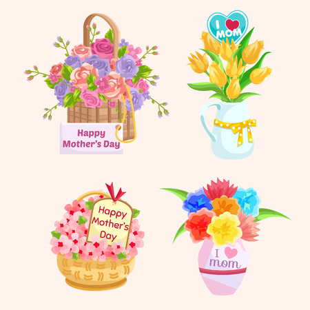 Mother's Day Bouquet Set
