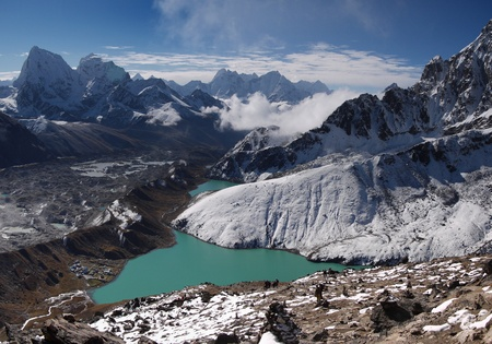 Gokyo lakes photo