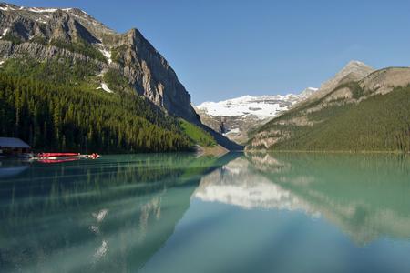 louise: Lake Louise - Alberta, Canada