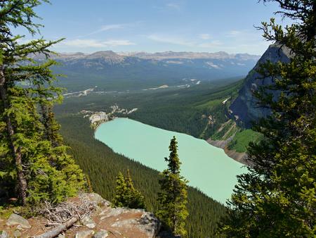louise: Lake Louise, Alberta Canada