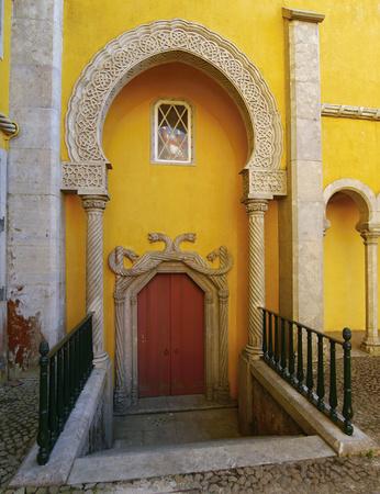Palacio da Pena - Sintra, Lisbon, Portugal, Europe