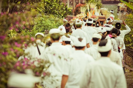 traditions: traditions of culture on the island of Bali, bratan lake