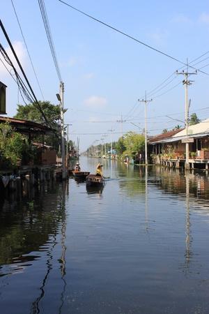 folkways: Aumpawa canal