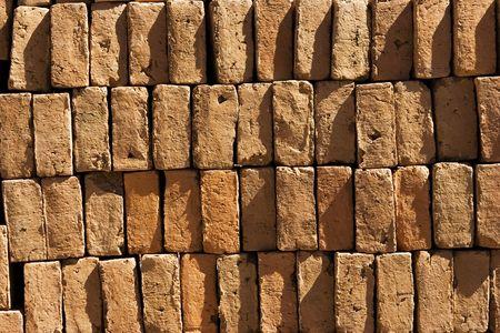 able: brick wall Stock Photo