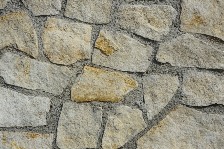 Wall cladding stone  photo