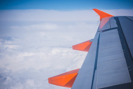 altitude: Wing aircraft in altitude during flight