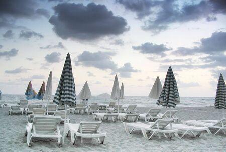 eddy: empty beach