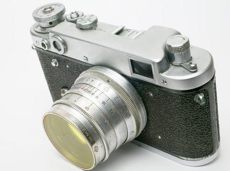 Manual 35mm Camera photo