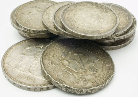 luxuriance: old coins