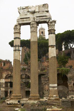 di: Foro di Cesare.  Forum Romanum in Rome