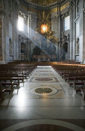 st peter s basilica: St Peter s Basilica Rome Italy