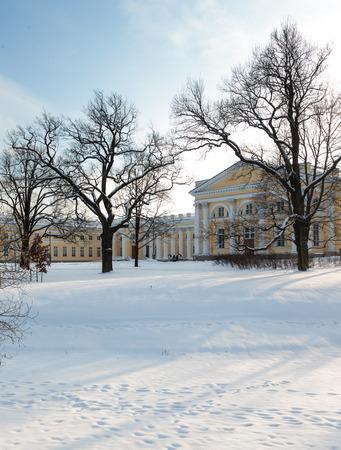 tsarskoye: Alexander Park (Tsarskoye Selo).