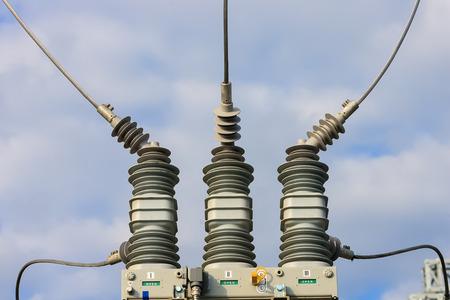 isolator insulator: high-voltage equipment