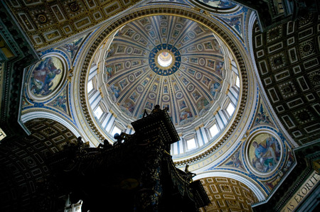 dogma: The Vatican Museums (Musei Vaticani) are the public art and sculpture museums in the Vatican City inside St Peters