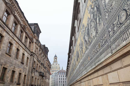 Dresden, Germany - September 26 2013. 