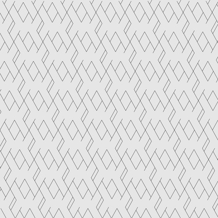 Modern geometric background. An abstract pattern made of thin lines.