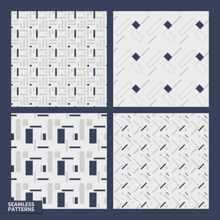 Seamless pattern  Illusztráció