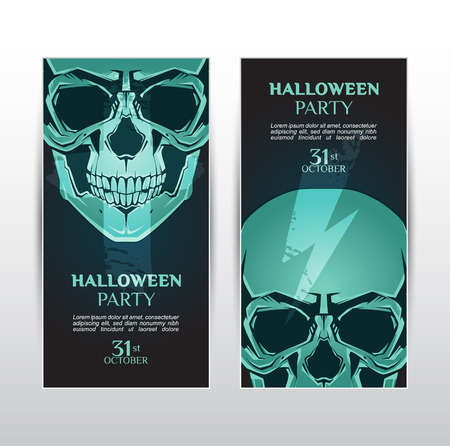 halloween party: Halloween party banner