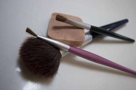 brushes for makeup Фото со стока
