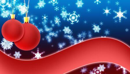 christmas background Stock Photo - 8058671