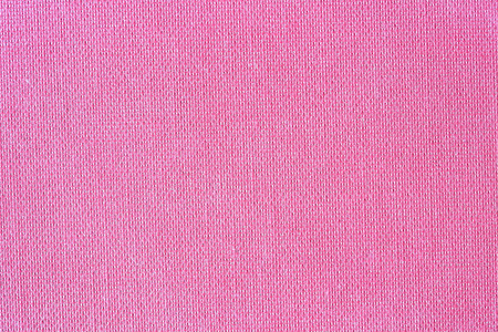 Intense pink fabric texture for background
