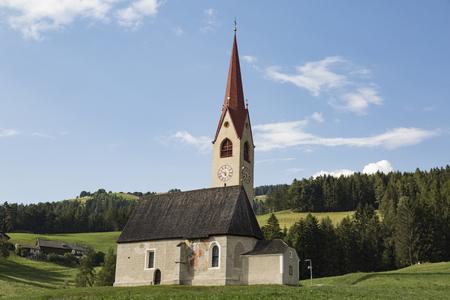 Church of San Giacomo in Nessano, Dobbiaco