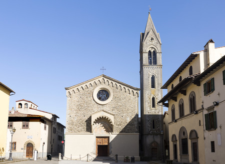 Scarperia  is a town of the Metropolitan City of Florence