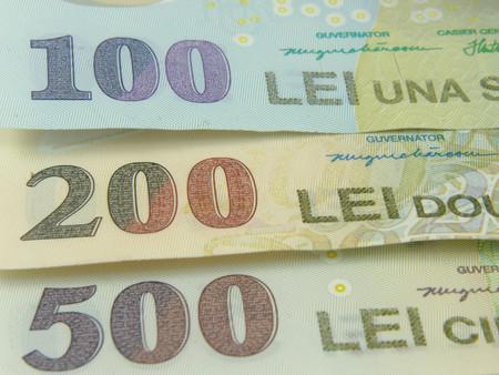 leu: Small wage
