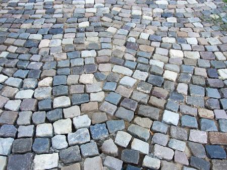 cobblestone: cobblestone road
