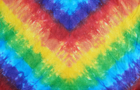 colourful tie dyed patter abstract background.