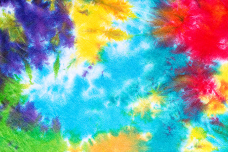 tie dye pattern background.