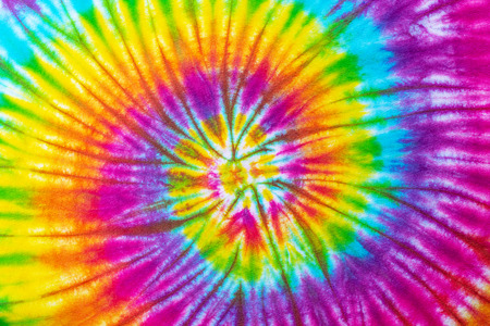 tie dye  pattern abstract background. 免版税图像