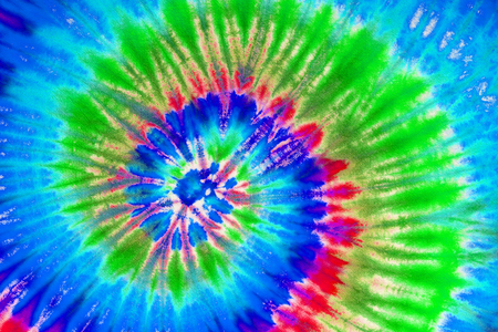 tie dye  pattern abstract background. 写真素材