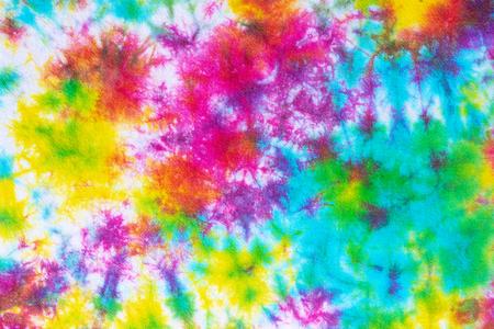 kleurrijke tie dye patroon abstracte achtergrond.