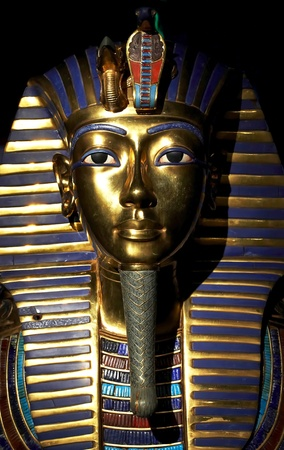 egyptian mummy: Tutankhamen