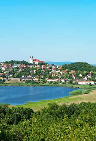 Landscape of Tihany, Hungary