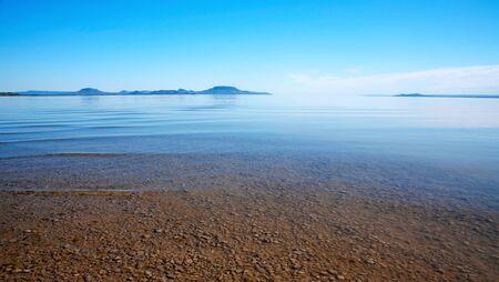 Wiev to Lake Balaton,Hungary