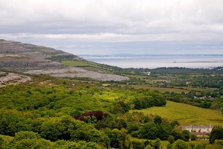 Landscape  in Ireland