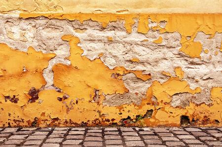 Abandoned wall