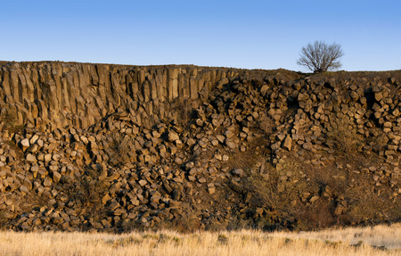 Geological formation
