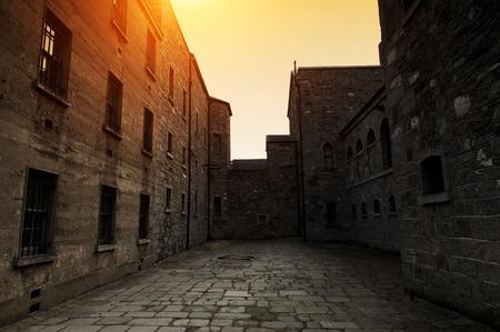 gaol: Kilmainham Gaol, Dublin Prison, Ireland