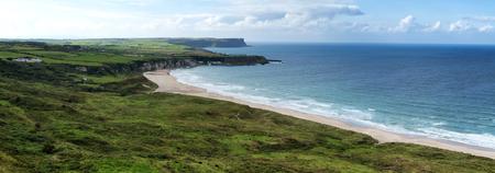 irish landscape: Landscape of Irish coast