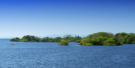 lough: Lough Leane in Ireland (Kerry country)